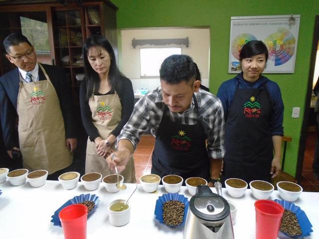Voluntaria JICA en Desarrollo Comunitario 2