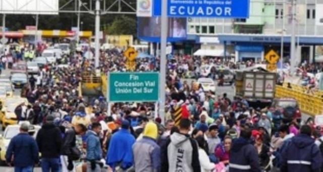 Ecuador y Perú blindan sus fronteras ante la migración de venezolanos