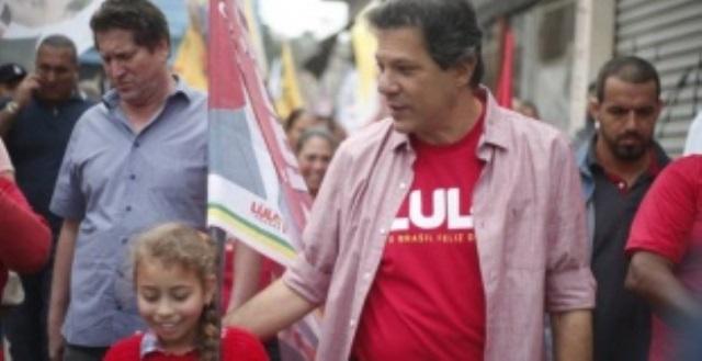 Haddad, el ex alcalde dispuesto a reemplazar a Lula en Brasil
