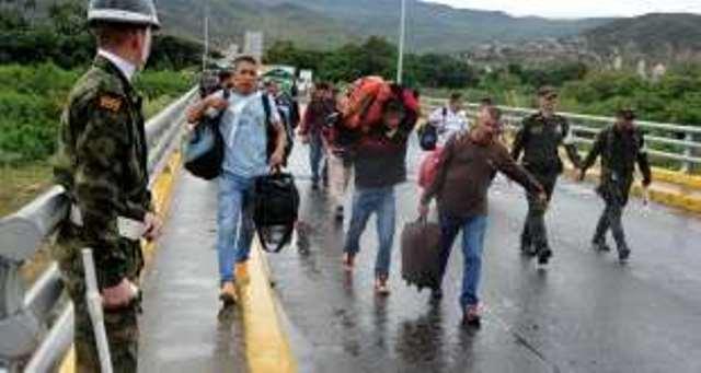 migranter venezolanos